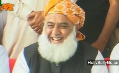 Maulana Fazal ur Rehman Funny Tezabi Totay on Women Protection Bill