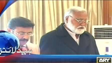 Maulana Fazal ur Rehman Joins Federal Govt, JUI(F) Ministers Take Oath