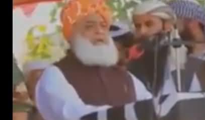 Maulana Fazal ur Rehman Speech in Swat Jalsa - 8th October 2017