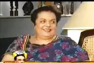 Maulana Fazal ur Rehman Taking Interview of Sherien Mazari (PTI) in BNN News