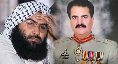 Maulana Masood Azhar (Leader of JeM) Active After So Many Years, Is This Army's Policy? - Zahid Hussain's Column