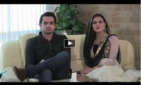 Maulana Tariq Jameel is My Spiritual Father - Veena Malik