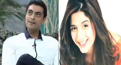 Mawra Chulbali Aur Haseen Larki Hai, Lekin Bollywood Ki Bhoki Hai - Alyy Khan