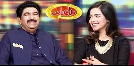Mazaaq Raat (Aamir Sultan Cheema & Hina Ishfaq) - 19th August 2019