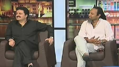 Mazaaq Raat (Ajmal Wazir Khan & Imran Urf Imji) - 7th July 2014