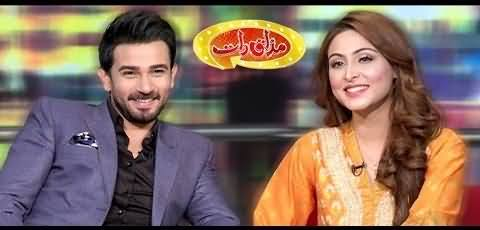Mazaaq Raat (Ali Ansari & Arooba Mirza) - 31st July 2019