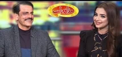 Mazaaq Raat (Ali Gohar & Maida Butt) - 11th February 2020
