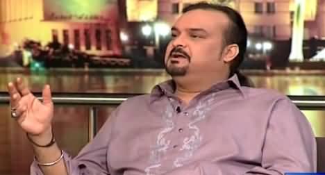 Mazaaq Raat (Amjad Farid Sabri Qawwal, Chand Nawab Journalist) – 28th July 2015