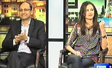 Mazaaq Raat (Arjumand Rahim and Saeed Ghani) – 21st April 2014