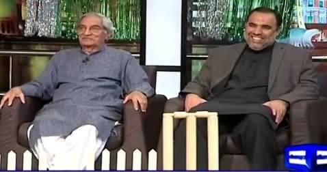 Mazaaq Raat 23rd March 2015 Asad Qaiser And Munnu Bhai