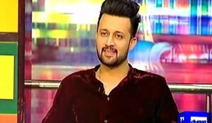Mazaaq Raat (Atif Aslam) - 14 February 2017