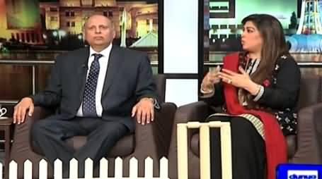 Mazaaq Raat (Chaudhry Muhammad Sarwar) – 9th March 2015