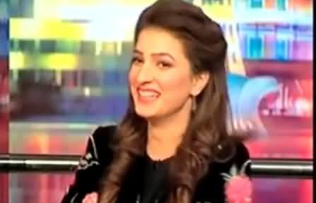 Mazaaq Raat (Comedy Show) - 15th March 2017