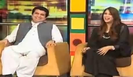 Mazaaq Raat (Comedy Show) - 4th April 2017