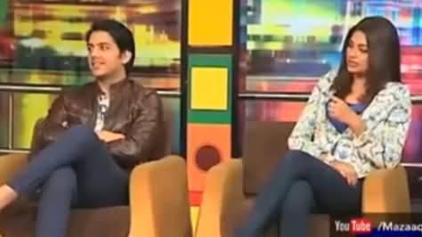 Mazaaq Raat (Comedy Show) - 8th February 2017