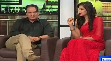 Mazaaq Raat (Cricketer Abdul Qadir & Fiza Ali) – 27th October 2015