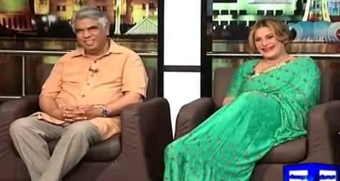 Mazaaq Raat (Dr. Khalid Ranjha & Naseebo Laal) – 25th May 2015