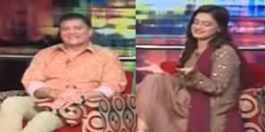 Mazaaq Raat (Dr Umar Adil & Amna Islam) - 7th April 2020