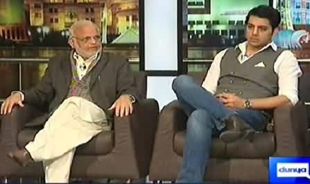 Mazaaq Raat (Ejaz Chaudhry and Gohar Mumtaz) – 2nd February 2015