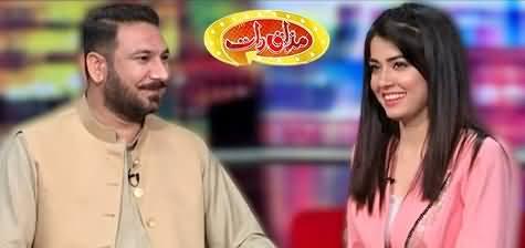 Mazaaq Raat (Faisal Hayat & Aqeedah Roy) - 1st June 2021