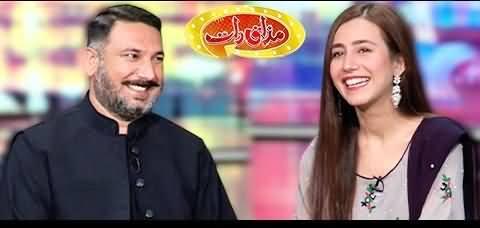 Mazaaq Raat (Faisal Hayat & Hibba Aziz) - 23rd December 2020