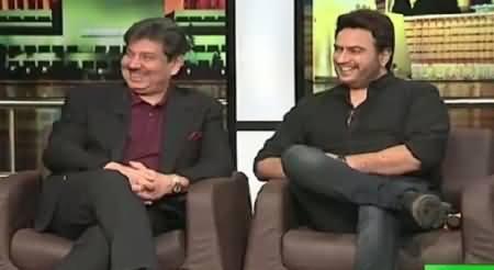 Mazaaq Raat (Faisal Saleh Hayat & Shiraz Uppal Singer) – 11th August 2015