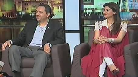 Mazaaq Raat (Fareeha Pervez & Dr. Rizwan Naseer) – 26th August 2014
