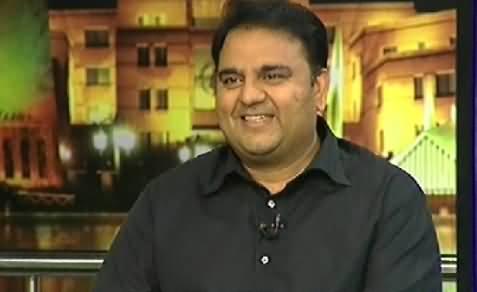 Mazaaq Raat (Fawad Chaudhry of PPP) – 8th April 2014