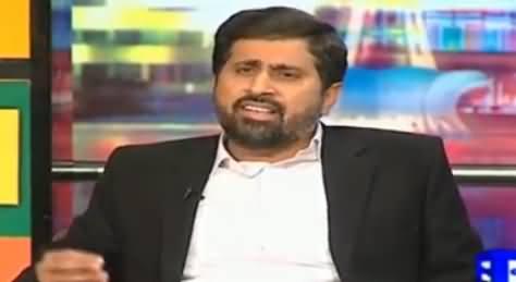 Mazaaq Raat (Fayaz ul Hassan Chohan) - 16th January 2017