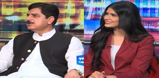 Mazaaq Raat (Guests: PTI Dr M Akhter Malik, Model Javera Javed) - 15th June 2021
