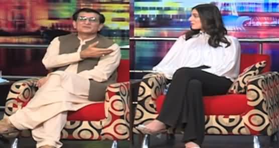 Mazaaq Raat (Guests: Qadir Mandokhel, Hina Chaudhry) - 14th June 2021