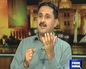 Mazaaq Raat (Jamshaid Dasti As Guest) – 24th September 2013