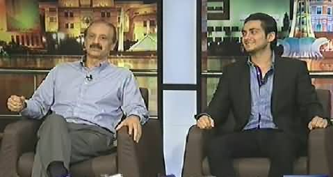 Mazaaq Raat (Kamran Lashari and Bilal Lashari) - 22nd July 2014