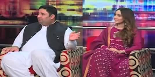 Mazaaq Raat (M Aamir Nawaz Khan Chandio And Model Iqra Ali ) - 3rd August 2021