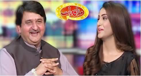 Mazaaq Raat (Malik Ahmad Khan And Rida Afridi) - 23rd February 2021