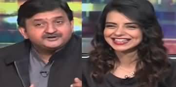 Mazaaq Raat (Malik Ahmad Khan & Srha Asghar) - 18th March 2020