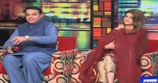 Mazaaq Raat (Mian Ahsan Ansar & Zubab Rana) - 25th March 2020