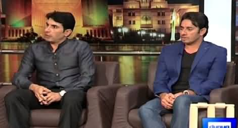 Mazaaq Raat (Misbah-ul-Haq) – 30th March 2015