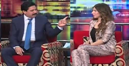 Mazaaq Raat (MNA Ihsan ul Haq Bajwa and Model Suzain Khan) - 26th July 2021