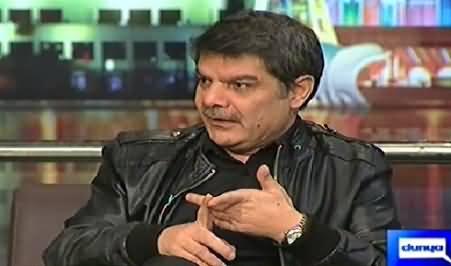 Mazaaq Raat (Mubashir Luqman Special Guest) – 14th January 2015
