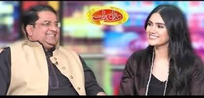 Mazaaq Raat (Nadeem Qureshi & Roshanay Afridi) - 30th December 2019