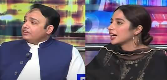 Mazaaq Raat (Naeem Safdar Ansari And Actress Sabeena Farooq) - 27th July 2021