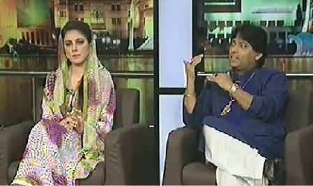 Mazaaq Raat (Naz Balouch and Sher Miandad) – 23rd July 2014