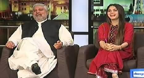 Mazaaq Raat (Neelam Muneer & Malik Nadeem Kamran) – 27th October 2014