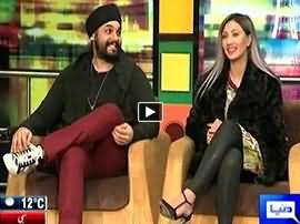 Mazaaq Raat on Dunya News - 1st February 2016