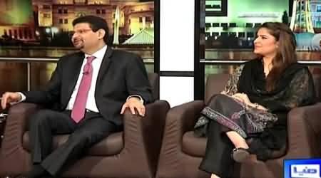 Mazaaq Raat (Miftah Ismail (PMLN), Sara Ahmad (PTI)) – 1st June 2015