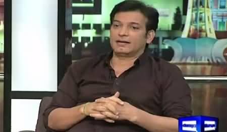 Mazaaq Raat (Saleem Sheikh Actor) –1st September 2015