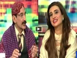 Mazaaq Raat on Dunya News - 26th January 2016