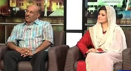 Mazaaq Raat (Tauseef Ahmed & Hina Nasrullah) – 29th June 2015