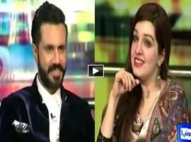 Mazaaq Raat on Dunya News - 3rd February 2016